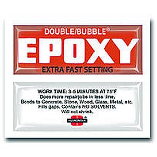 Individual Epoxy Kleber Packs